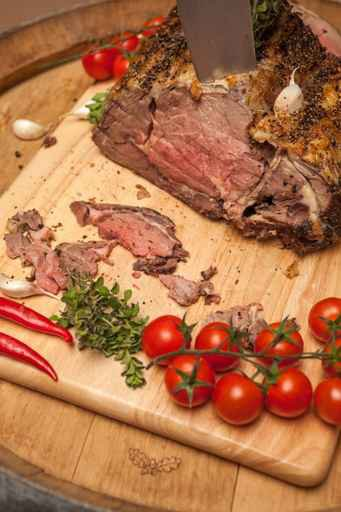 Bison Chuck Roast Recipe