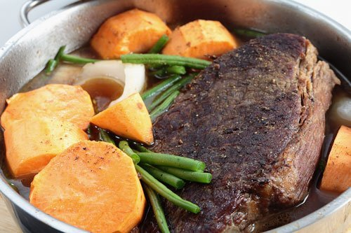 Bison Pot Roast – What is it and How to cook it.