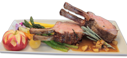 wild boar rib rack