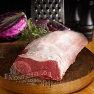 Wild Boar Striploin 2 x 4 oz.
