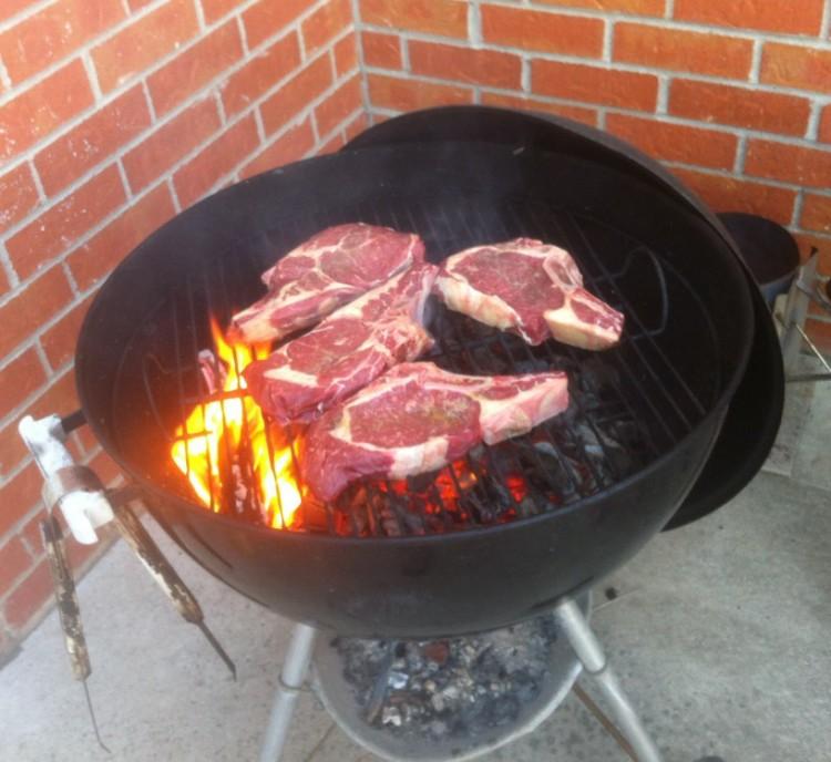Buy Bison Meat Online & Grill Buffalo Steaks @ Home: Recipe