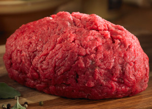 Bison Ground Meat Raw