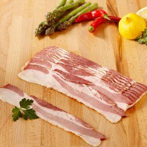 Bacon de sanglier