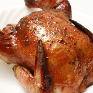 poulet de Cornouailles Northforkbison.com