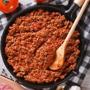 Elk Ground Meat