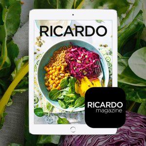 Ricardo magazine image